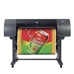 HP Designjet 4520 HD 42 inch poster papier