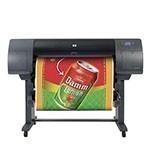 HP Designjet 4520 scanner 42 inch poster papier