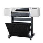 HP Designjet 510ps 24 inch poster papier