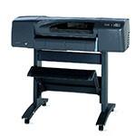 HP Designjet 800ps 24 inch poster papier