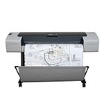 HP Designjet T1100 PS 44 inch poster papier