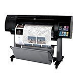 HP Designjet Z6100 42 inch poster papier