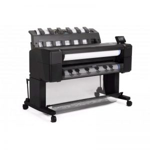 HP Designjet T1500 36 inch canvas