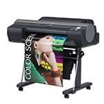 Canon ImagePROGRAF iPF6300 24 inch canvas