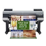 Canon ImagePROGRAF iPF8300S 44 inch canvas