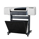 HP Designjet 510ps 24 inch canvas
