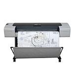 HP Designjet T1100 44 inch canvas
