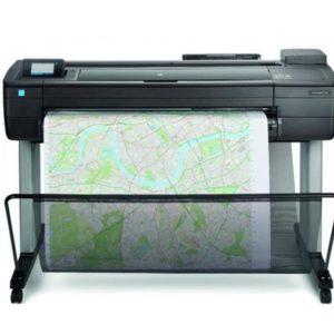 HP Designjet T730 36 inch canvas