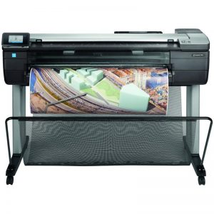 HP Designjet T830 36 inch poster papier