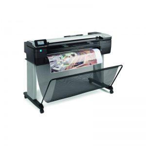 HP Designjet T830 24 inch poster papier