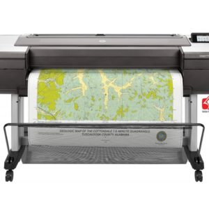 HP Designjet T1700 44 inch canvas