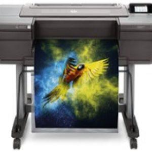 HP Designjet Z9+ 24 inch canvas