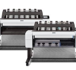 HP Designjet T1600ps 36 inch canvas