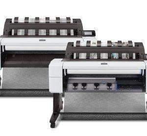 HP Designjet T1600ps 36 inch poster papier