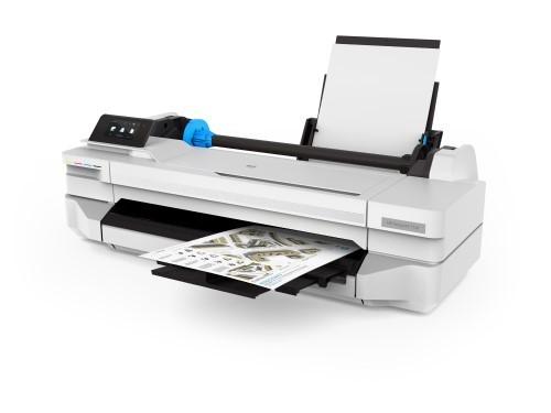 HP Designjet T130 24 inch plotterpapier