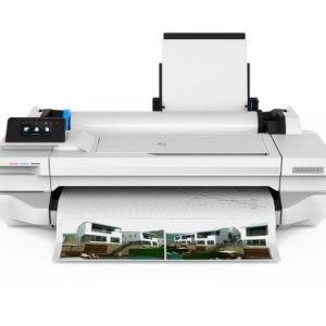 HP Designjet T130 24 inch canvas