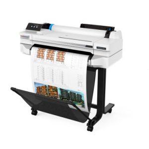 HP Designjet T525 24 inch poster papier