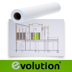 CAD Final plotterpapier 1067 mm