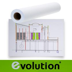 CAD Final plotterpapier A1 Übergröße