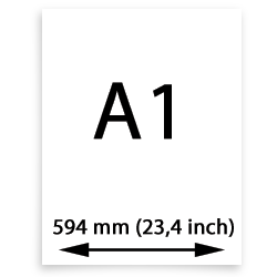 A1 canvasgewebe (594mm, 23,4 inch)