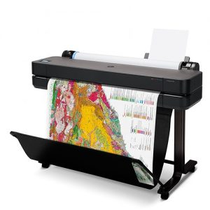 HP Designjet T630 36 inch Poster Papier